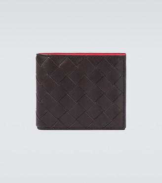 Bottega Veneta Bifold Intrecciao leather wallet