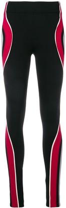 NO KA 'OI Curved Panel Leggings