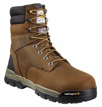 "Carhartt Ground Force 8"" Waterproof Soft Toe"