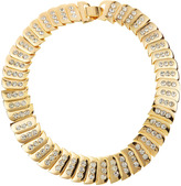 Fragments for Neiman Marcus Crystal Stacked Tier Necklace