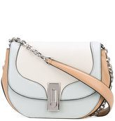 Marc Jacobs tricolour West End Jane shoulder bag - women - Calf Leather - One Size