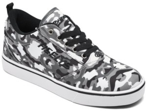 Heelys Boys Pro 20 Camo Wheeled Skate Casual Sneakers from Finish Line