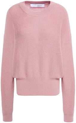 IRO Ribbed Cotton-blend Sweater