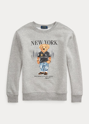 Ralph Lauren New York Bear Sweatshirt