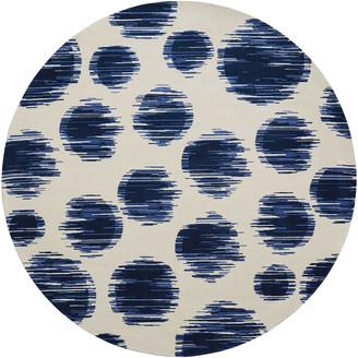Nourcouture Kipling Dot Rug, 8' Round