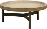 Houseology Brucs Big Round Oak Side Table