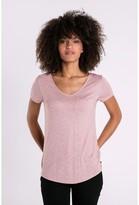 BONOBO T-shirt femme maille fils méta