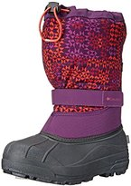 Columbia Youth Powderbug Plus Print Winter Boot (Little Kid/Big Kid)