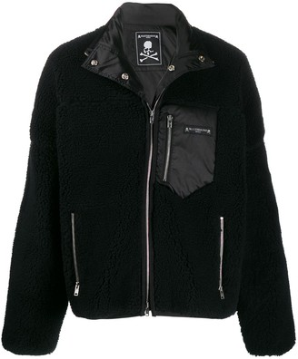 Mastermind Japan Zipped Fleece Jacket