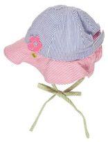 Florence Eiseman Baby's Stripe Seersucker Hat