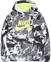 Nike Boy's All-Over Print Hoodie