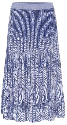 Baum und Pferdgarten Cyrilla knit midi skirt