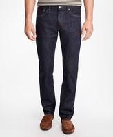 Brooks Brothers Supima Stretch Denim Slim Fit Jeans