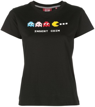Mostly Heard Rarely Seen 8-Bit Ghosts T-shirt
