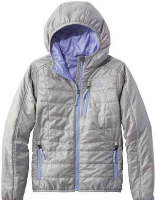 L.L. Bean Girls' PrimaLoft Packaway Jacket