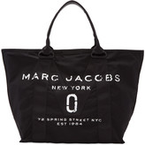 Marc Jacobs Black New Logo Tote