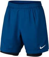 "Nike Men's Dry Court 2-in-1 Tennis 9"" Shorts"