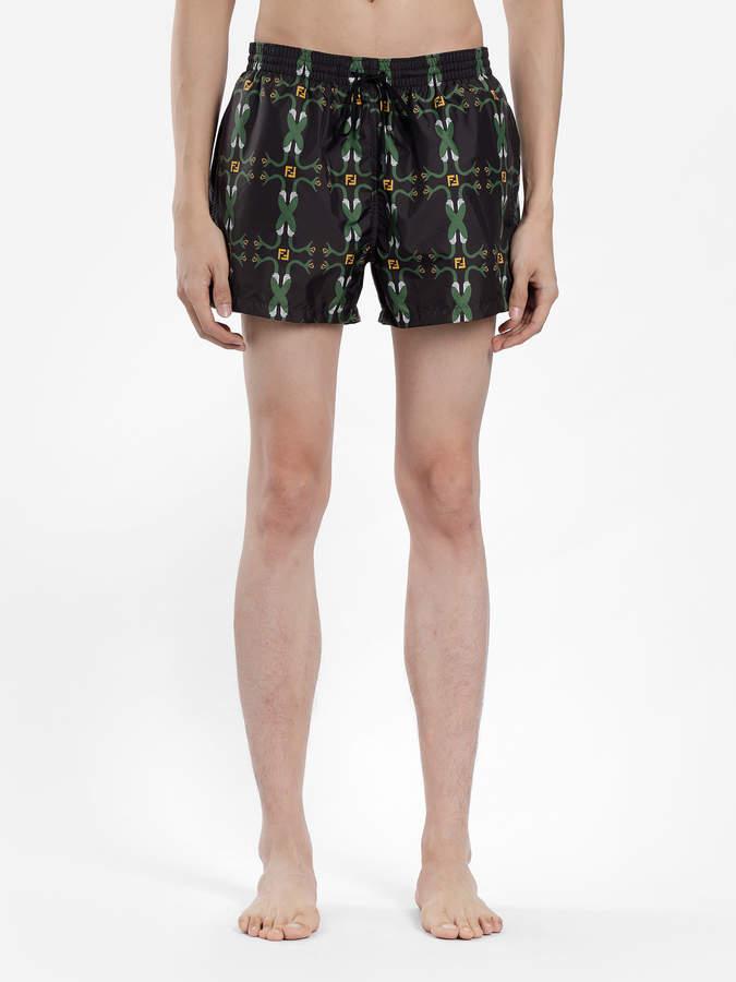 36a9c2d6ad Fendi Men's Swimsuits - ShopStyle
