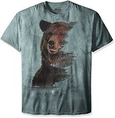 The Mountain Brown Bear Forest T-Shirt
