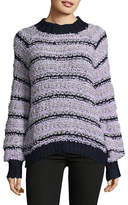 Juicy By Juicy Couture Oversized Stripe Sweater