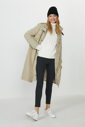 Coast Faux Fur Lined Coat