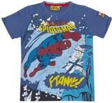 Spiderman Fabric Flavours Kids T-Shirt
