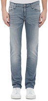 "Nudie Jeans MEN'S \""TIGHT LONG JOHN\"" JEANS-GREY SIZE 32W 32L"