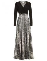 Diane von Furstenberg Silk Blend Dress
