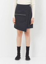 Nomia midnight cargo pocket skirt