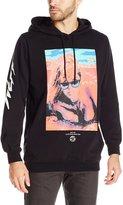 Neff Men's Neon Shores Hoodie Sweatshirt
