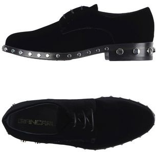 Giancarlo Paoli Lace-up shoe