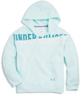 Under Armour Girls' Favorite Fleece Hoodie - Sizes XS-XL
