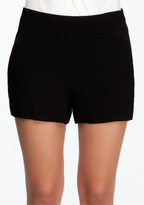 Bebe Front Pleat Short