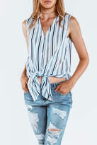 On The Road Athens Tunic Top