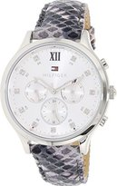 Tommy Hilfiger Women's 1781615 Sophisticated Sport Analog Display Quartz Grey Watch