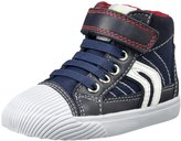 Geox Kiwi 78 (Inf/Tod) - Navy/Red - 5 Infant