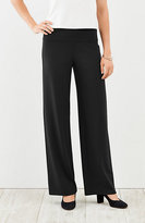 J. Jill Wearever Smooth-Fit Full-Leg Pants