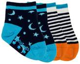Baby Legs Stars and Stripes Organic Sock 2-Pack