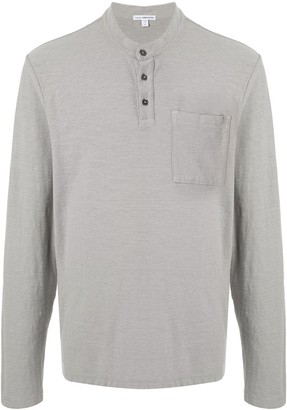 James Perse Henley T-shirt
