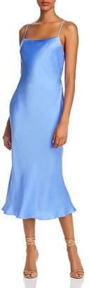 Bec & Bridge Classic Silk Slip Dress