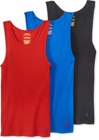 Polo Ralph Lauren Men's 3-Pk. Classic Fit Tank Tops