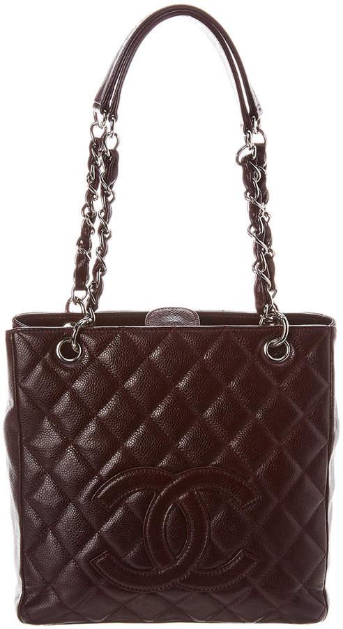 90a3fca24ab Burgundy Chanel Bag - ShopStyle