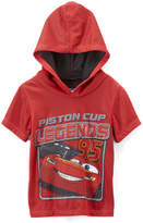 Freeze Red 'Piston Cup Legends' Cars 3 Hooded Tee - Toddler