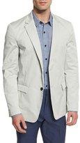 Theory Simons Lenix Twill Sport Coat, Ivory