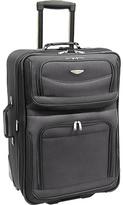 "Traveler's Choice Amsterdam 25"" Lightweight Rolling Suitcase"