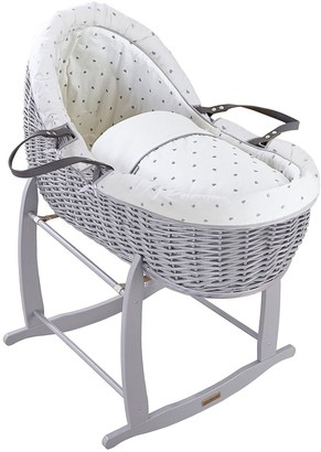 Clair De Lune Lullaby Hearts Willow Bassinet
