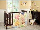 Disney Baby - Peeking Pooh 7 Piece Crib Set by Classic Pooh