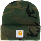 Carhartt camouflage beanie