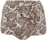 Thumbnail for your product : Norma Kamali Exclusive to Mytheresa a Bill high-waisted bikini bottoms