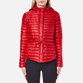 MICHAEL Michael Kors Women's Packable Puffer Jacket Red